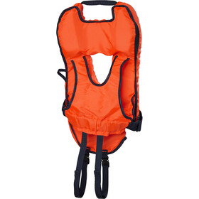 Helly Hansen Safe+ Chaleco Rescate Niños, fluor orange